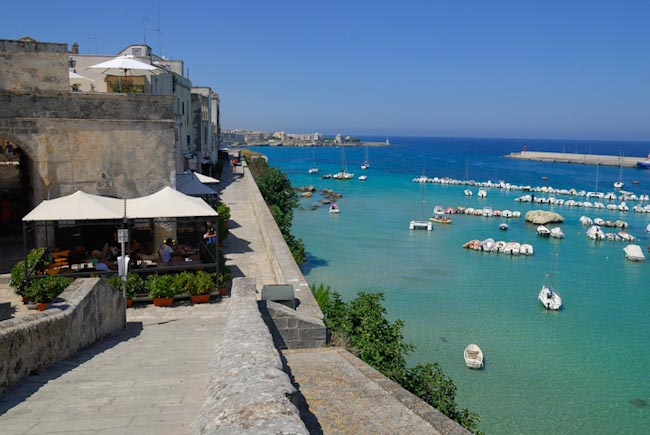 Otranto, 10 mins from masserie projects